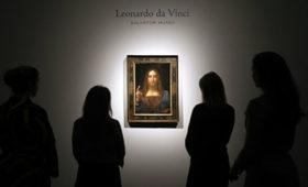 Ученые разгадали тайну самой дорогой картины в истории