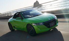 Растерявшему покупателей родстеру Honda подправили внешность и улучшили оснащение