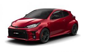 Новый Toyota GR Yaris: полный привод и 272-сильный трёхцилиндровый мотор