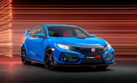 Заточка «топора»: Honda обновила хот-хэтч Civic Type R