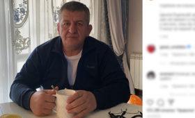 Отец Хабиба Нурмагомедова госпитализирован с пневмонией