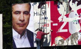 Правительство Украины отозвало представление Саакашвили в вице-премьеры