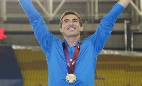 Звезда легкой атлетики Сергей Шубенков: «Держим порох сухим»