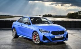 Новый BMW 2 Series Coupe G42