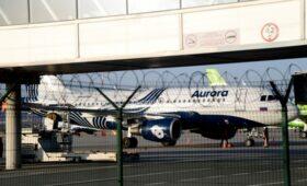 «Аэрофлот» продал Сахалину 51% авиакомпании «Аврора» за 1 рубль