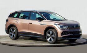 Большой кроссовер Volkswagen ID.6 выйдет в двух версиях