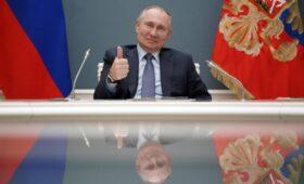 Путин заявил об убыточности стратегии «сиюминутного результата» в бизнесе