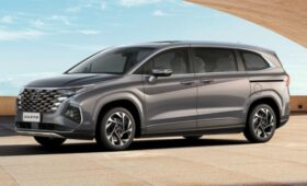Минивэн Hyundai Custo засветился на официальных фотографиях