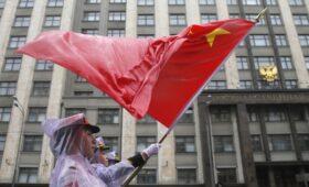 МИД Украины заявил о находящейся «на орбите» Пекина Москве
